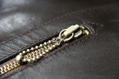 Pegasus Jackets brass vintage zippers