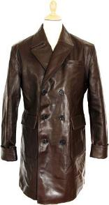 Pegasus Jackets Gangster Coat Horsehide Leather
