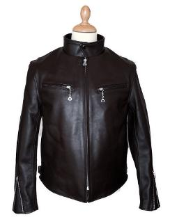 Pegasus Jackets Cafe Racer hosehide leather jacket